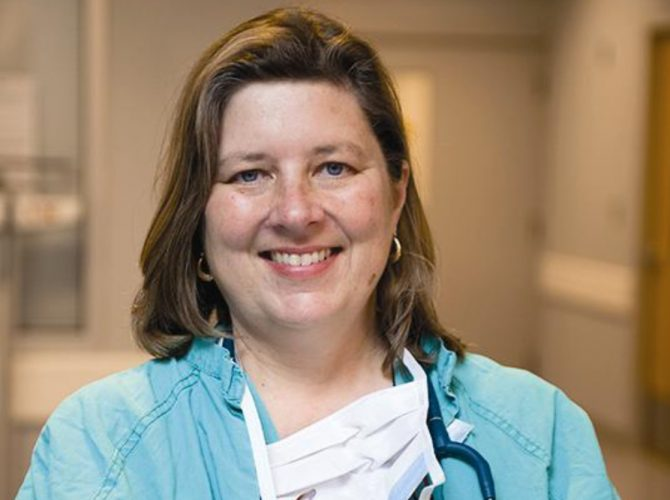 Christina Klufas, MD - Schuyler Hospital